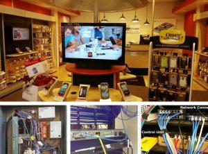 Retail Tech Installation