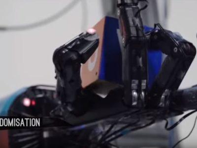 Robot Hand Teaches Itself Human Behaviour -Domain Randomisation- Open AI